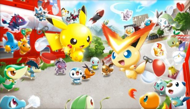 Tráiler De Pokémon Rumble U