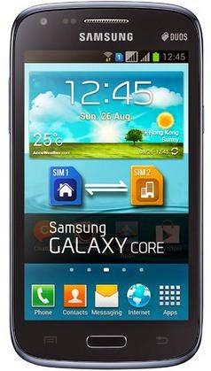 Cara Root Samsung Galaxy Core Duos i8262 Tanpa PC
