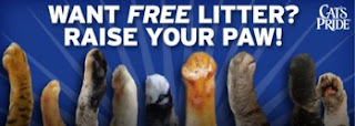 Free Cat's Pride Fresh & Light Litter