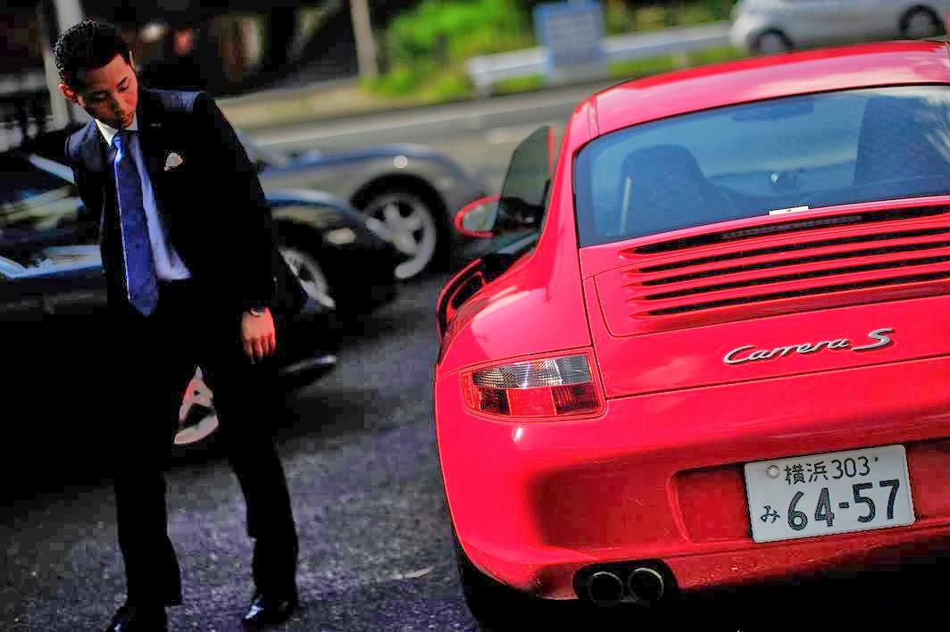 911走行テストを第三者さんに事前に間接依頼です。