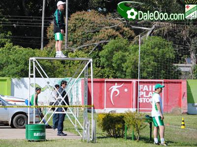 Oriente Petrolero - Carlos Ramacciotti - Club Oriente Petrolero