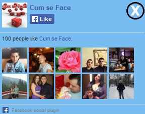 facebook like ka viiztarea pagini