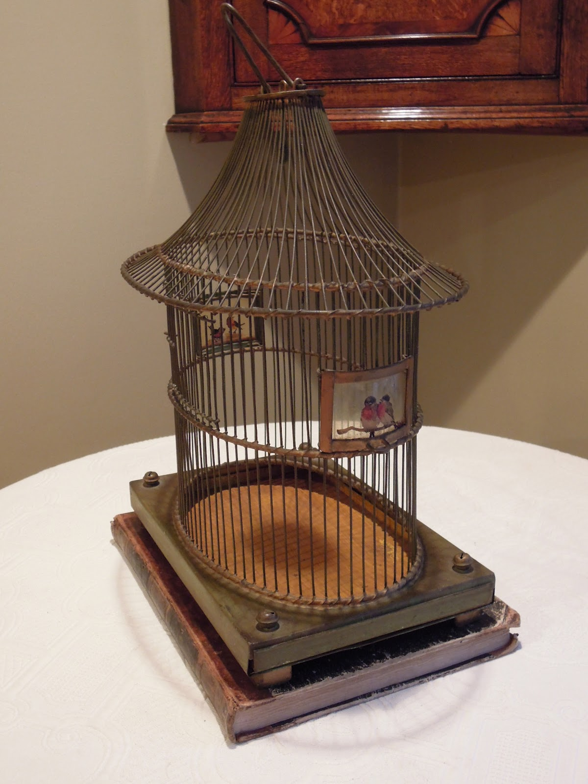 Antiqueaholics Fabulous Find  My Antique Bird Cage. Tropical Table Lamps. 48 Inch Bathtub. Beachy Living Rooms. Solotube. Wardrobe Armoires. Chinese Bed. Garden Screens. Horizon Home Furniture