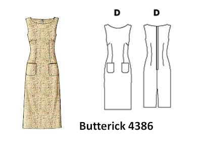 Butterick 4386