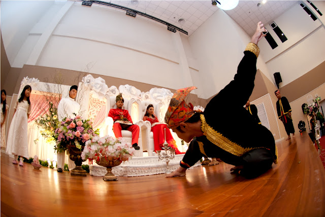 wedding reception rosaiful & shanaz kuala lumpur 8