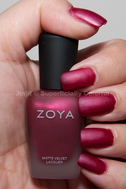 Zoya posh