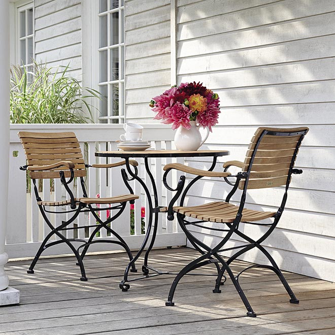 Rustik chateaux: 8 modelos de muebles de hierro para el jardín ...