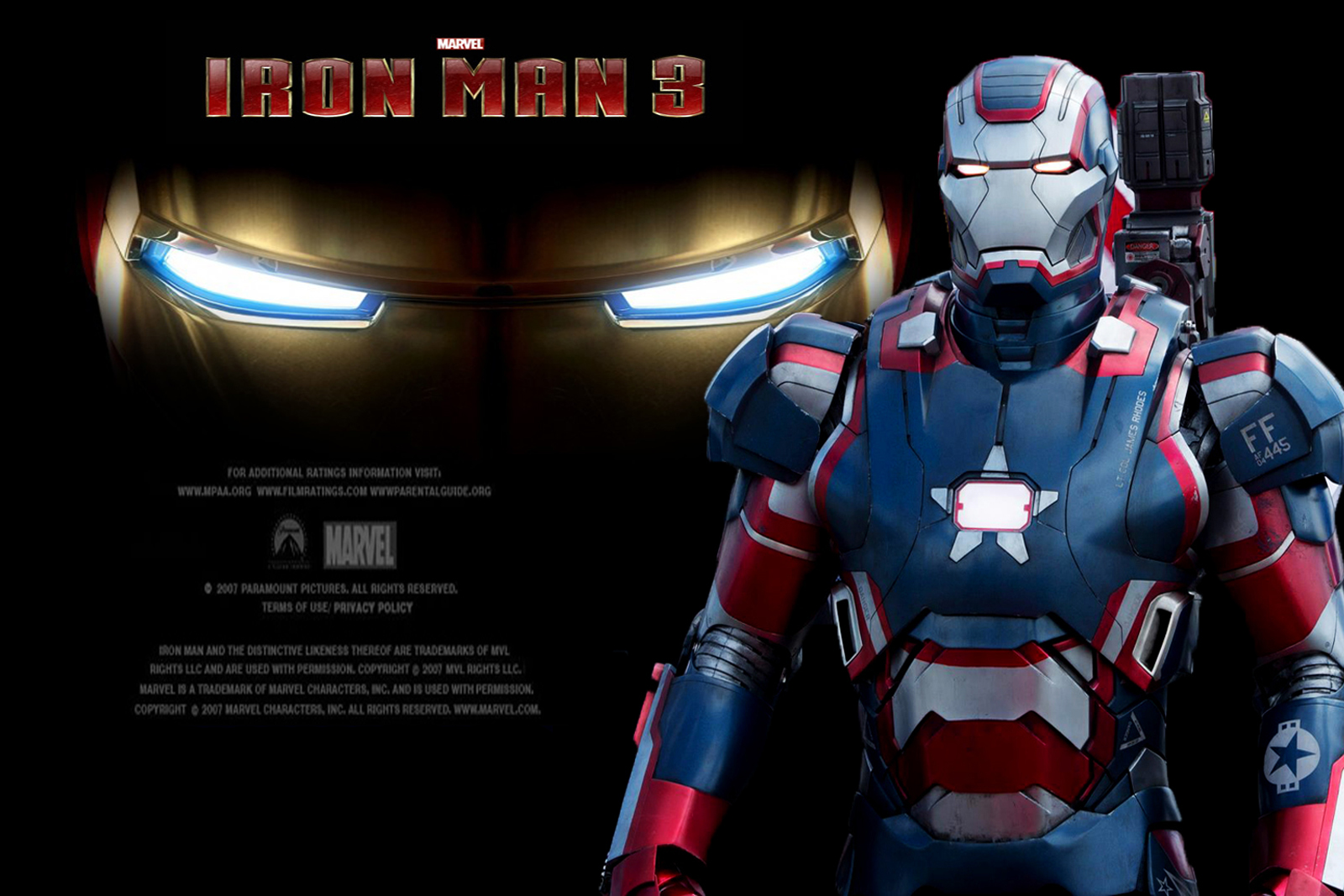 iron man 3 marvel wallpaper | movie sport wallpaper