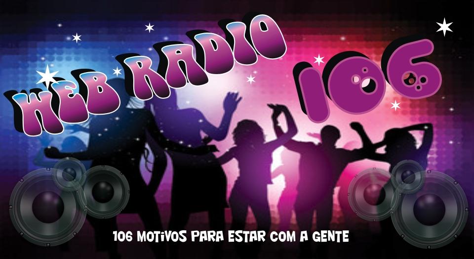 SITE DA WEB RADIO 106