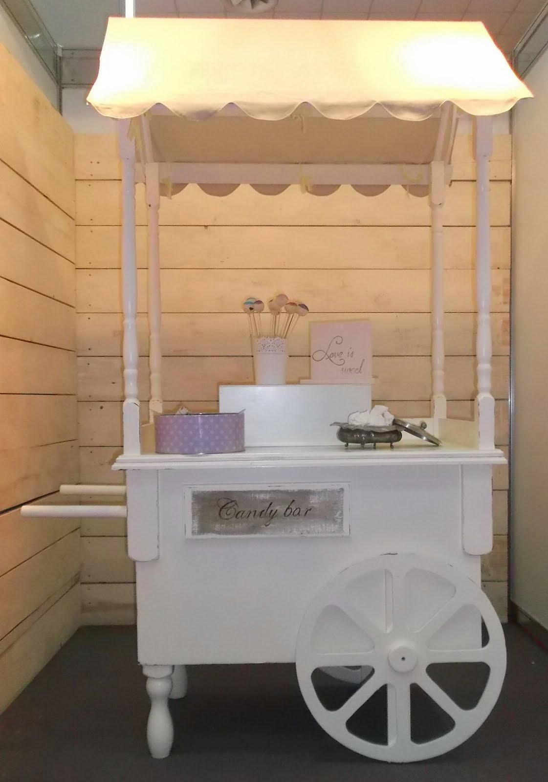 Candy bar - KOFI - decoratiuni nunta