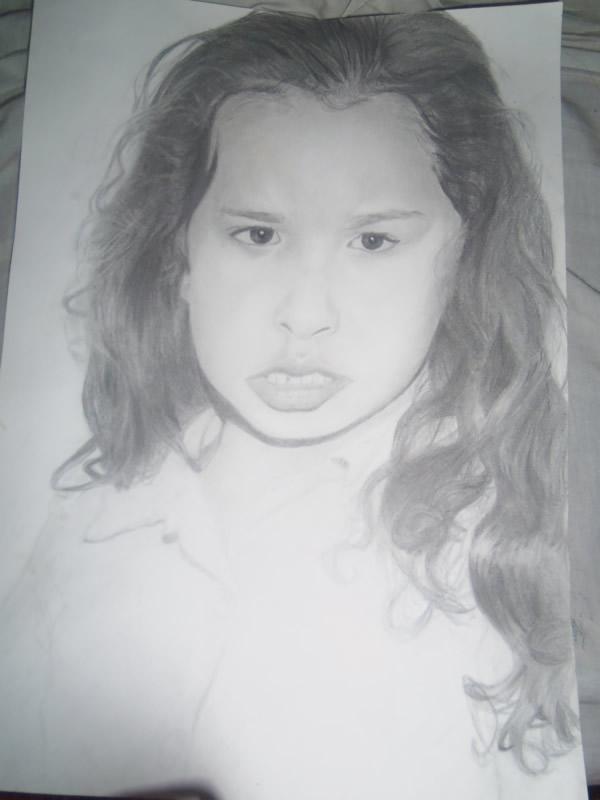 Menina linda (desenho)