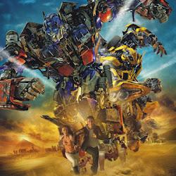 Poster Transformers: Revenge of the Fallen 2009