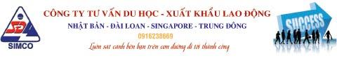 Công ty tư vấn Du học - Xuất khẩu lao động Đài Loan, Nhật Bản, Singapore