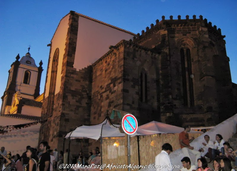 Silves Cathedral 3