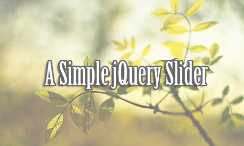 jquery slider for blogger, slideshows