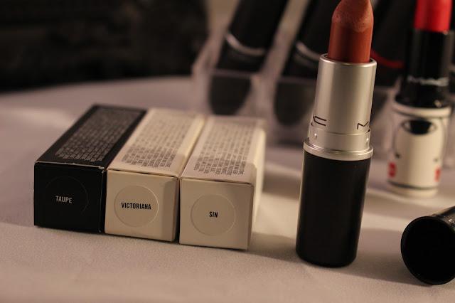 MAC Toledo Lipsticks