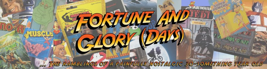 Fortune and Glory (Days)