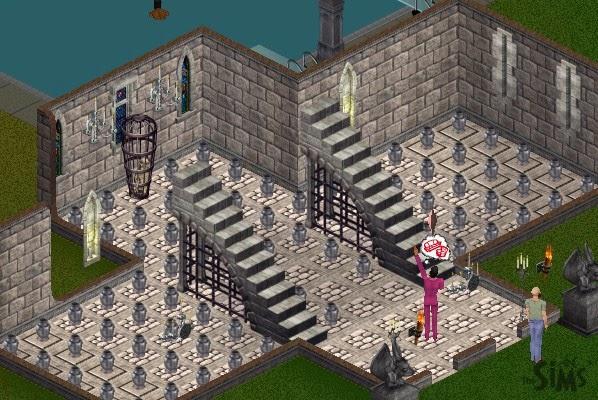 [Noticia]Blog: Mi primer recuerdo con el juego de Los Sims (SimguruHydra Ts1_dungeon