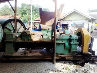 mesin hammer mill emas