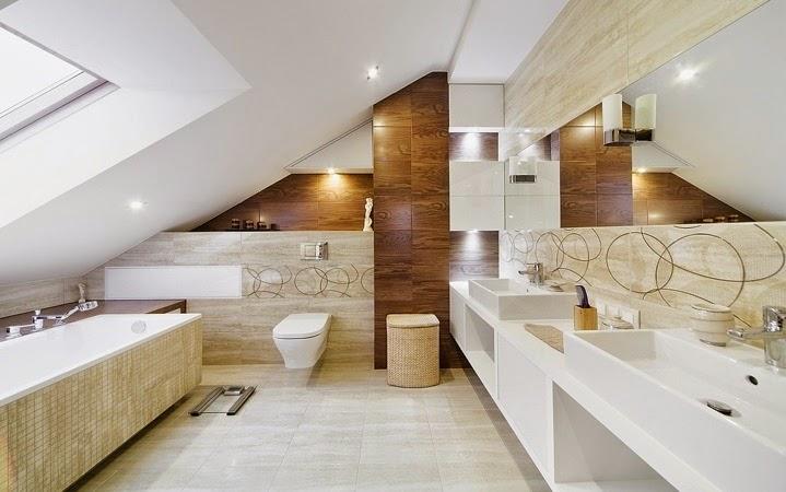 Dise o interior apartamento d plex en sosnowiec - Diseno de interiores bilbao ...