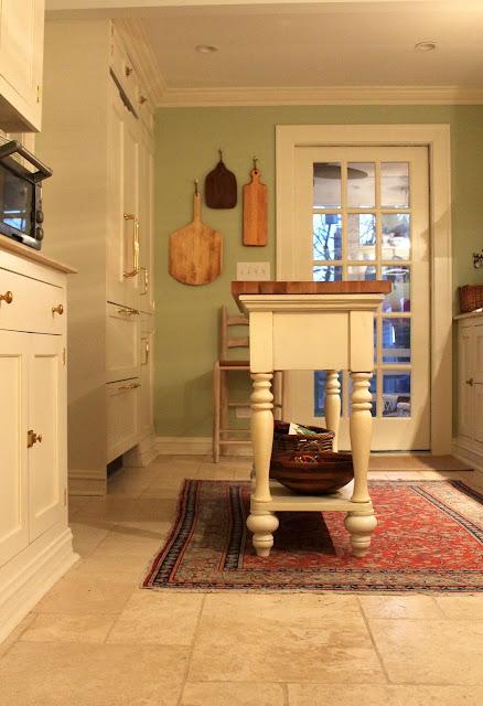 Designing Domesticity Kitchen Island Revisited