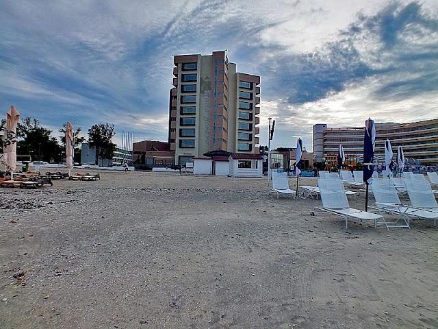 hotel vega vedere de la plaja