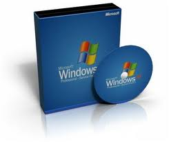 Windows XP CD