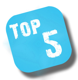 SCG top five posts of the 2011