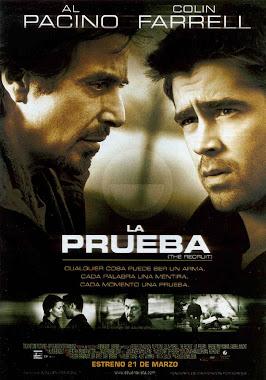 Poster La Prueba