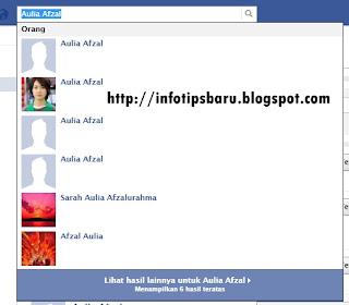 Cara Membuat Facebook / FB Baru + Gambar 13