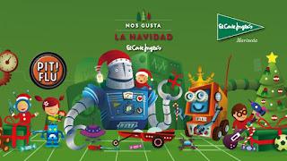 Navidad con niños en A Coruna 2015