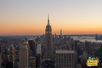 Empire State Building al atardecer