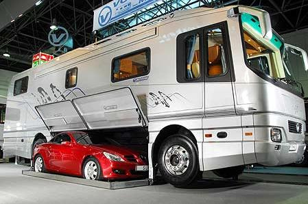 Acrylic style world 39 s most expensive motorcoach 2009 for Most expensive motor homes