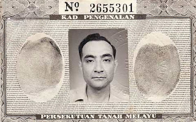 kad%2Bpengenalan%2B3 Sejarah Kad Pengenalan Malaysia