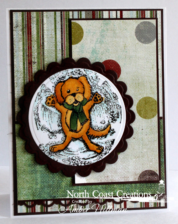 Stamps - North Coast Creations Snow Angel Murphy