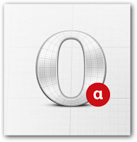 Opera Web Browser 12.00 Build 1360 Alpha