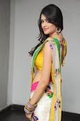 Kushi glamorous saree photos-thumbnail-13