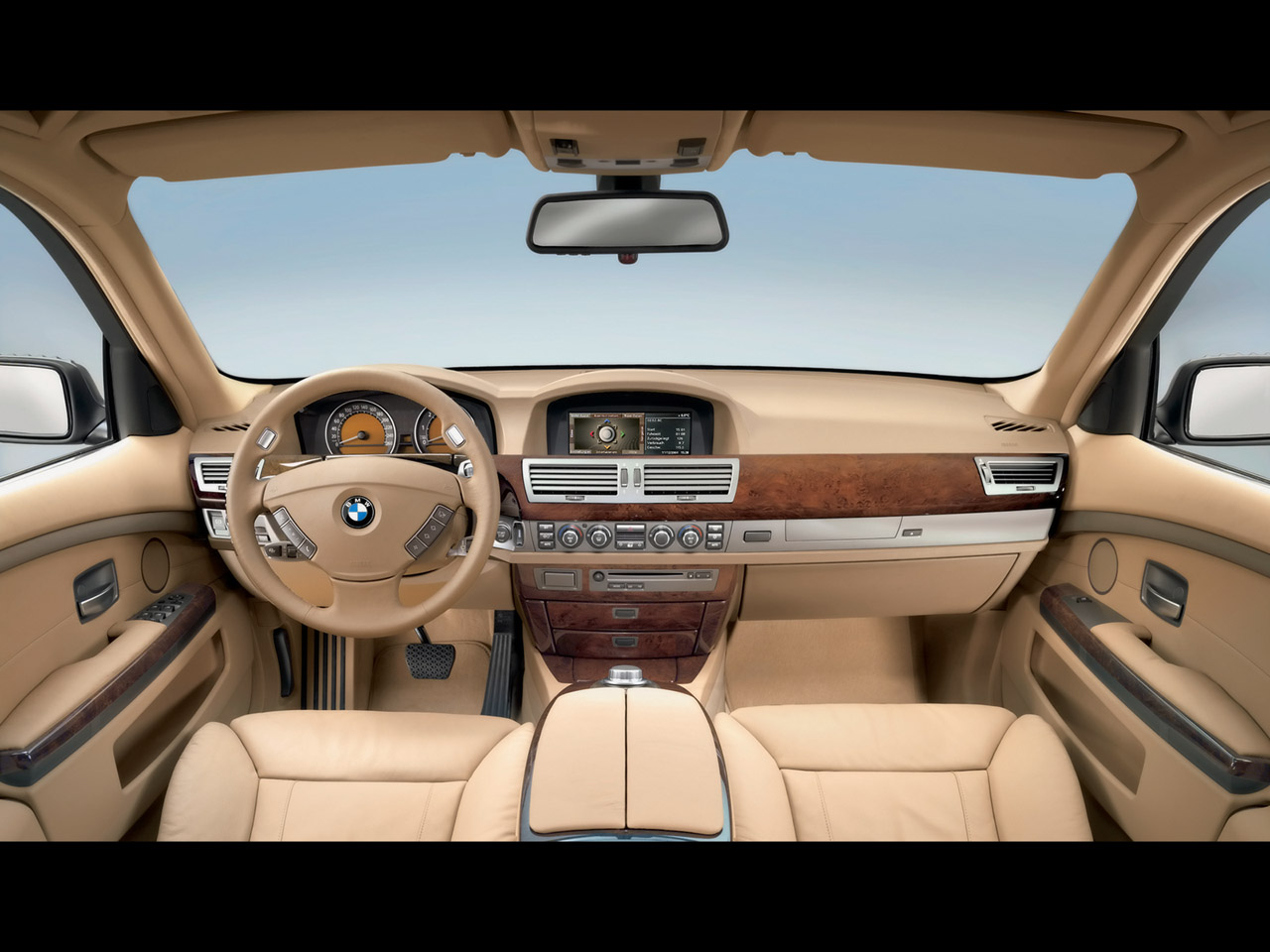 Bmw Series Wallpaper Cars Wallpapers And Pictures Car Images - 2010 bmw 745li
