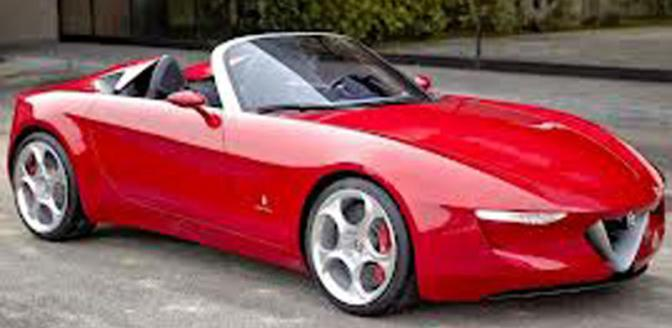 Saxton On Cars Mazda To Produce Fiat TwoSeater Sports Car In - Two seater sports cars