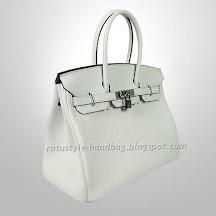 Hermes Birkin 40 White