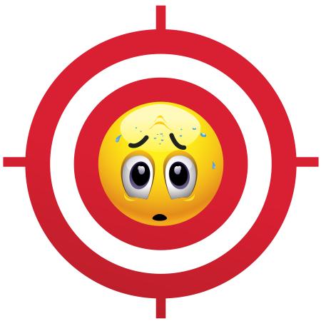 Target emoticon