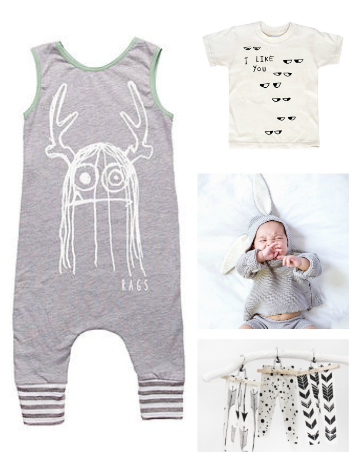 Must-haves for the newborn baby - Baby fashion