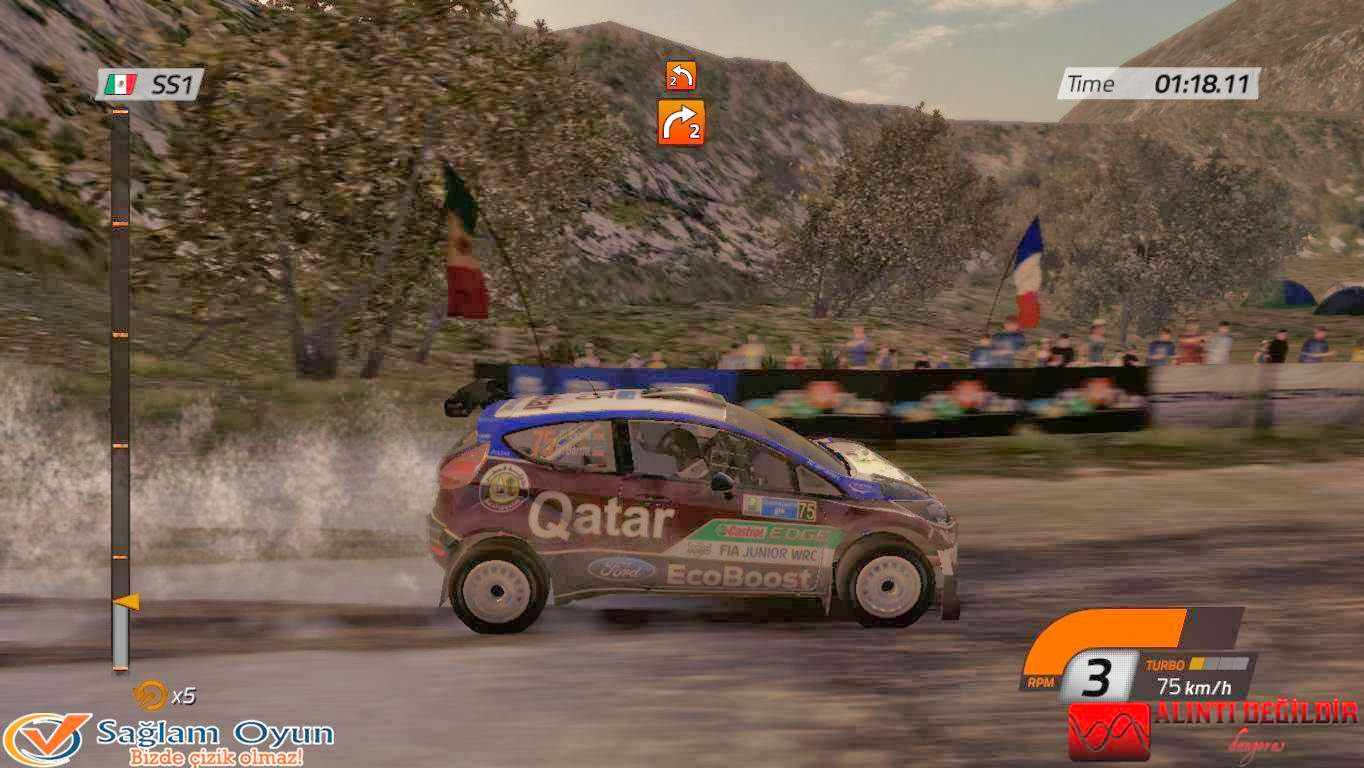 WRC 4 fia Weltrallye 2013 herunterladen