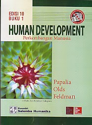 toko buku rahma: buku HUMAN DEVELOPMENT PERKEMBANGAN MANUSIA EDISI 10 BUKU 1, pengarang paplia olds feldman, penerbit salemba humanika