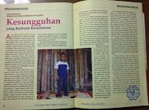 Wirausaha Muslim versi majalah Masjid Kita