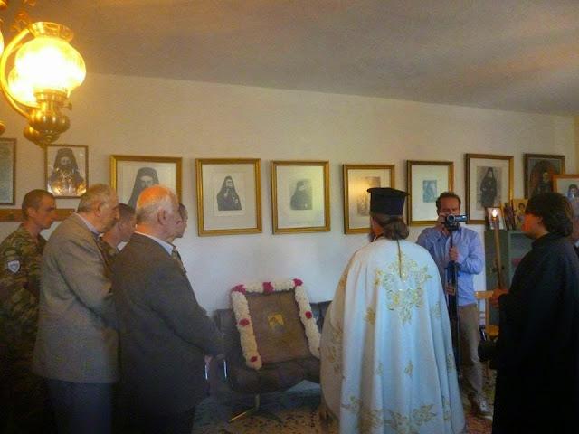 Με κάθε επισημότητα και λαμπρότητα οι εκδηλώσεις τιμής στον Άγιο Γεώργιο Περιστερεώτα στο Ροδοχώρι Νάουσας