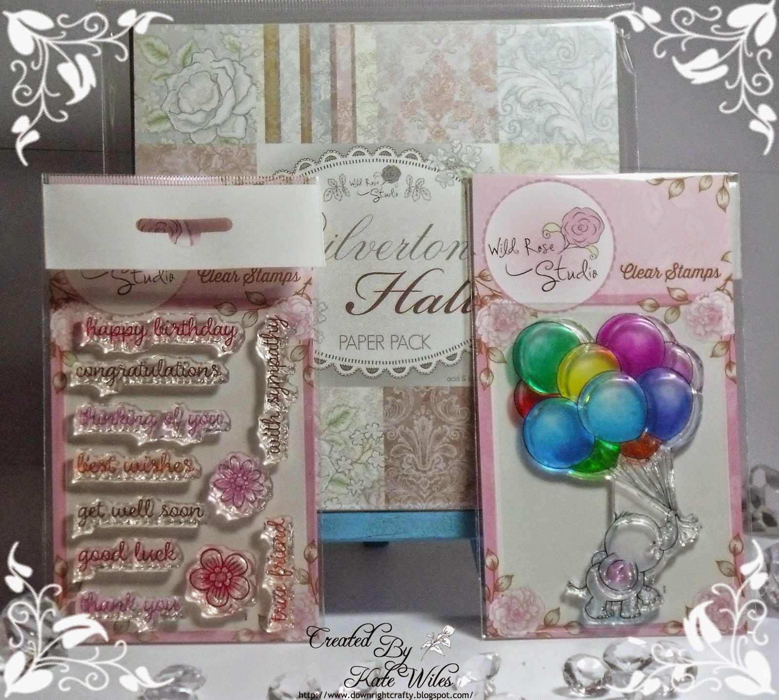 Kate Has Celebration Candy