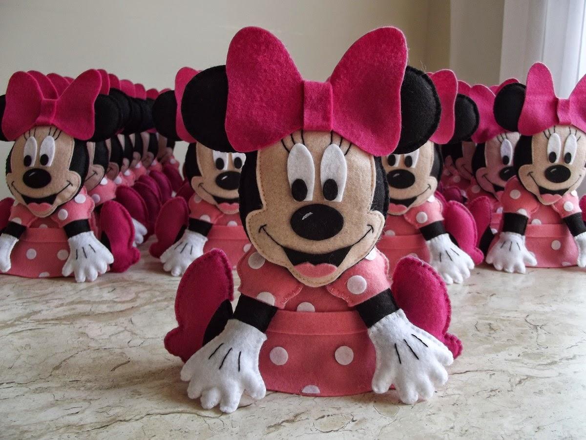 Favoritos Lily-Baby-Shop: Decoracao de Festa Minnie Rosa Chiclete e Mickey  XQ41