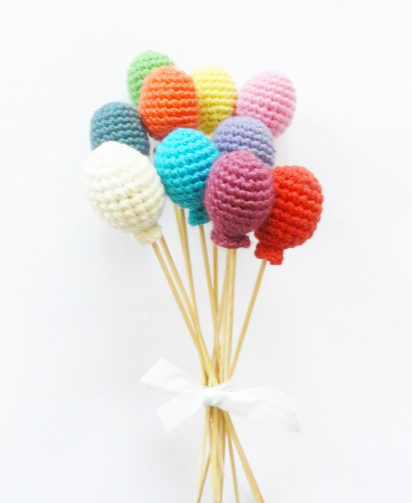 Amigurumi Balon Yapimi : Yaseminkale: amigurumi balon yapilisi