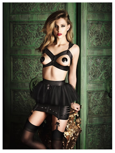 Fetish Fashion : Bordelle Lingerie AW 2013
